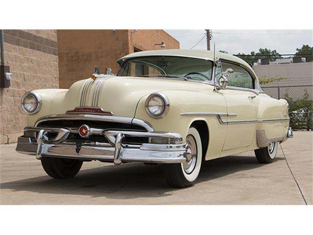 1953 Pontiac Two-Door Sedan | 887780