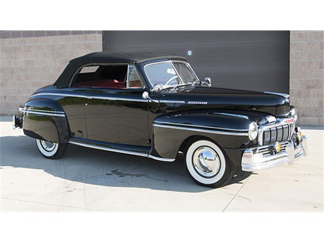 1948 Mercury Convertible | 887781