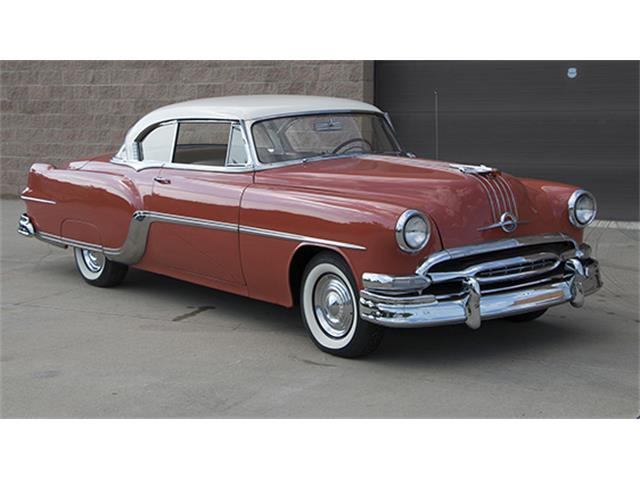 1954 Pontiac Two-Door Sedan | 887782