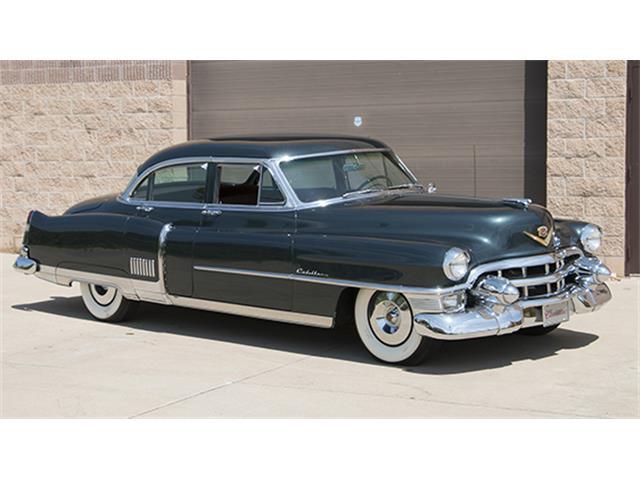 1953 Cadillac Sixty Special Fleetwood Sedan | 887785