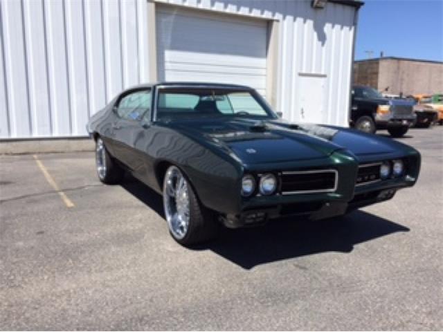 1969 Pontiac GTO | 887787