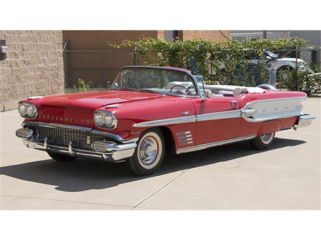1958 Pontiac Bonneville | 887788