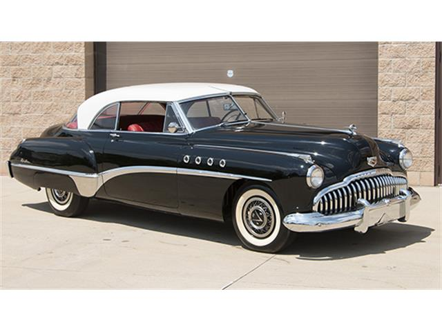 1949 Buick Roadmaster Riviera Two-Door Hardtop | 887789