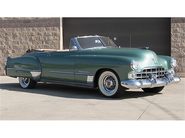 1948 Cadillac Series 62 | 887796