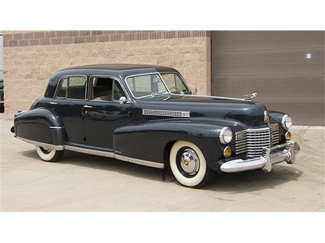 1941 Cadillac Sixty Special Fleetwood Sedan | 887799