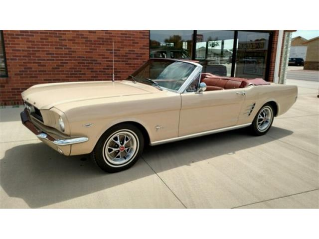 1966 Ford Mustang | 887801