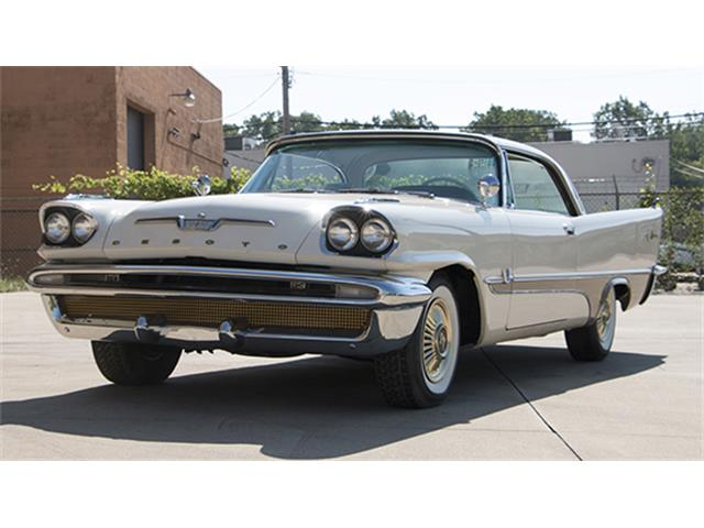 1957 DeSoto Adventurer Two-Door Hardtop | 887804