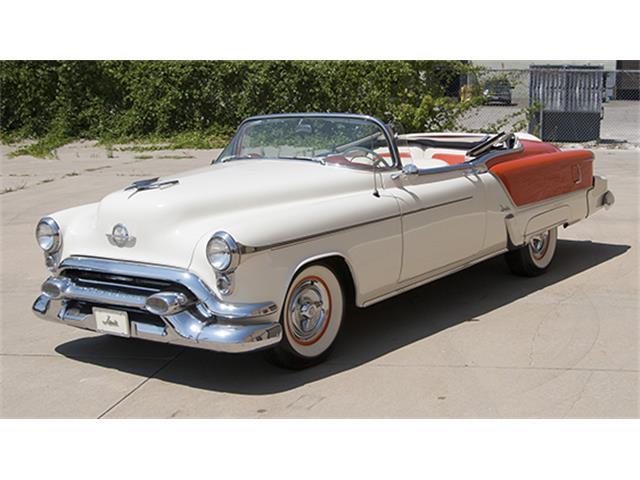 1953 Oldsmobile Fiesta | 887810