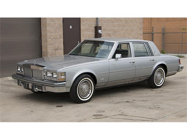 1976 Cadillac Seville | 887811