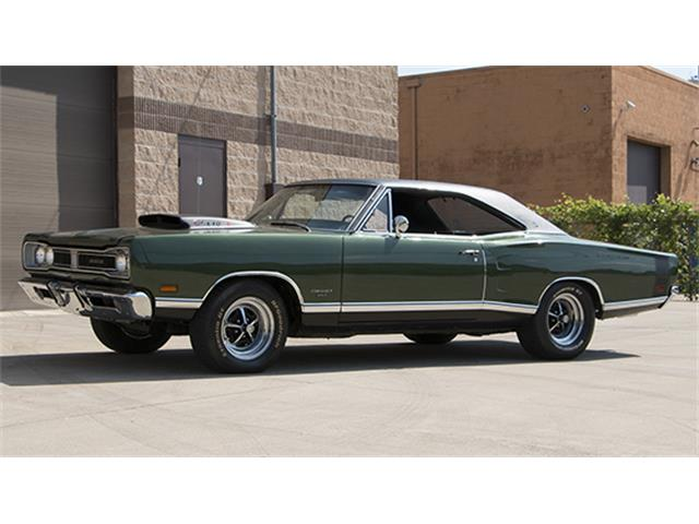 1969 Dodge Coronet 500 Two-Door Hardtop | 887812