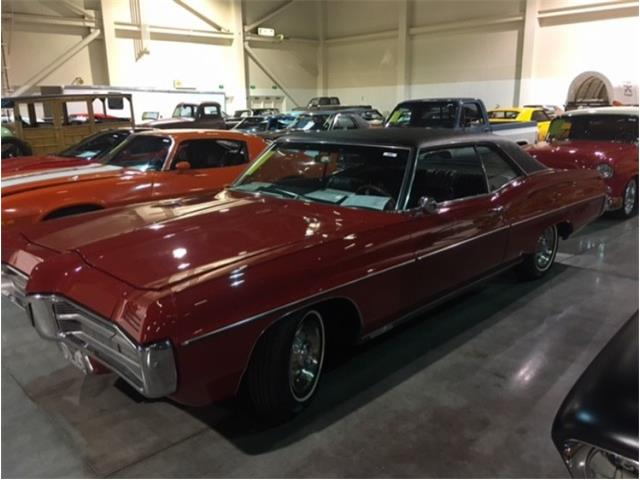 1967 Pontiac Grand Prix | 887814
