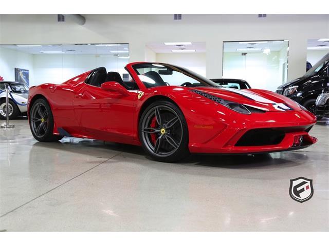 2015 Ferrari 458 Speciale Aperta | 887818