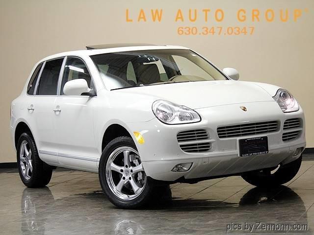 2006 Porsche Cayenne | 887830