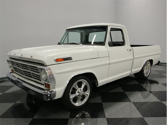 1969 Ford F100 | 887832