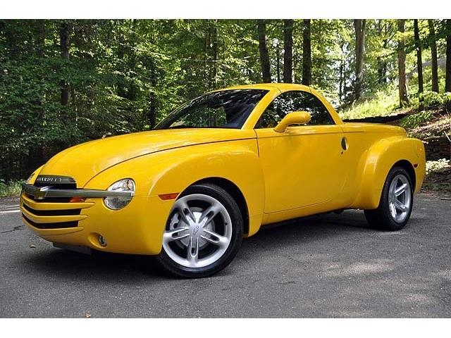 2004 Chevrolet SSR | 887834