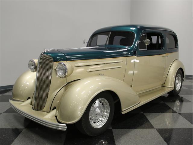 1936 Chevrolet Sedan | 887836