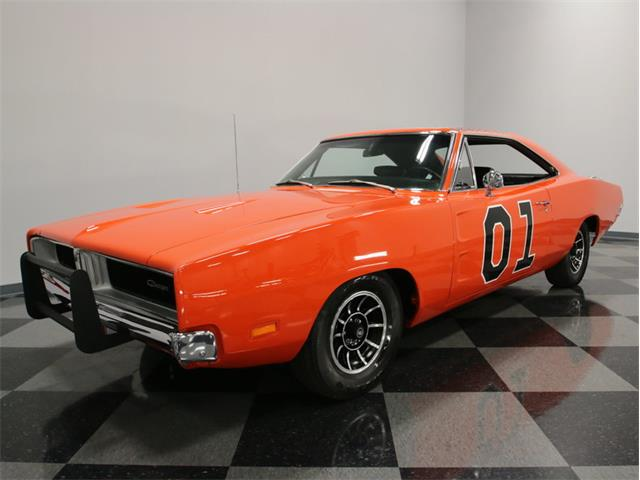 1969 Dodge Charger General Lee Classic Muscle Car For Sale: 1969 Dodge Charger For Sale On ClassicCars.com