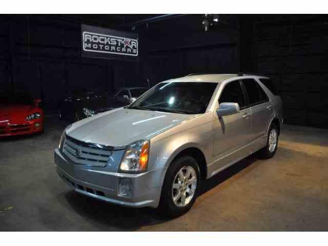 2006 Cadillac SRX   887850