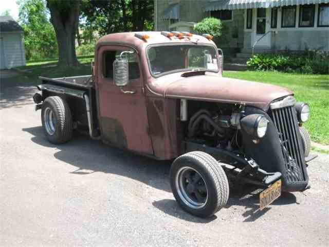 1937 Chevrolet Rat Rod | 887855