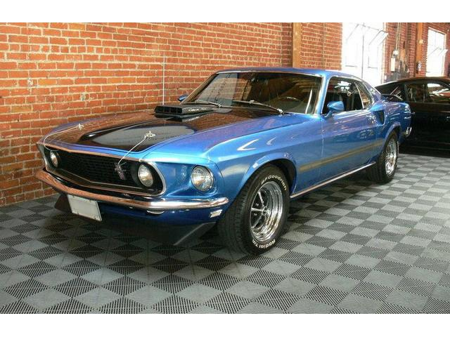 1969 Ford Mustang | 887876