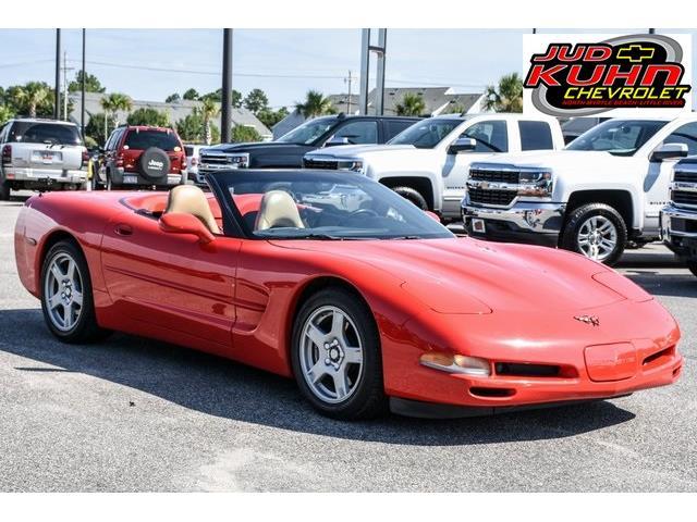 1998 Chevrolet Corvette | 887877