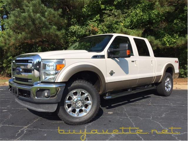 2012 Ford Super Duty F-250 SRW | 887878