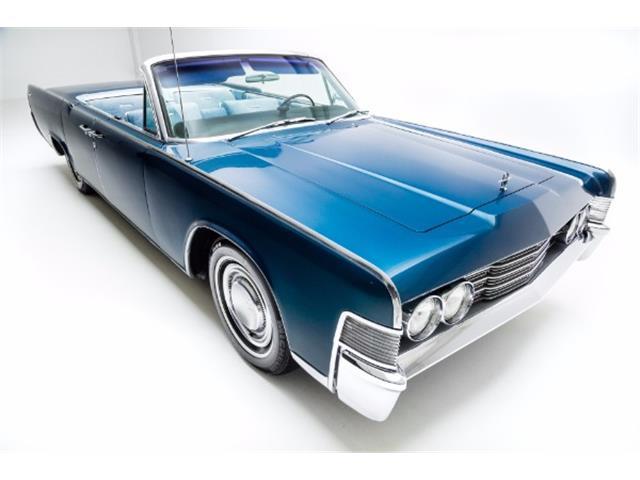 1965 Lincoln Continental | 880788