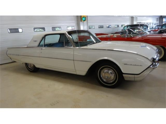 1962 Ford Thunderbird | 887885
