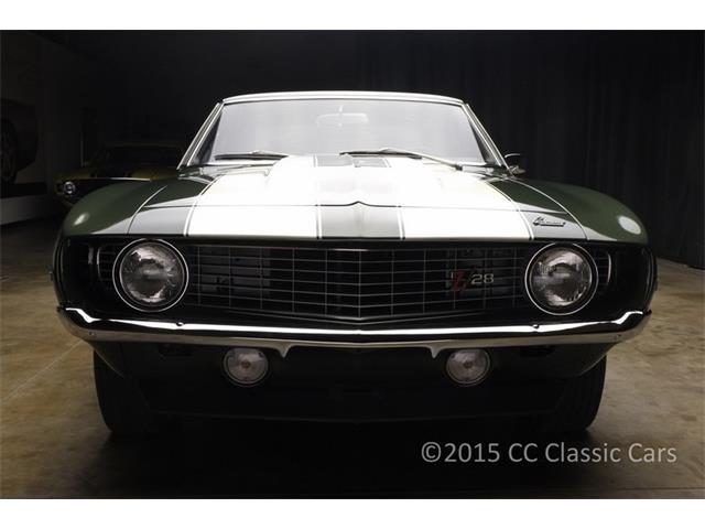 1969 Chevrolet Camaro Z28 | 887888