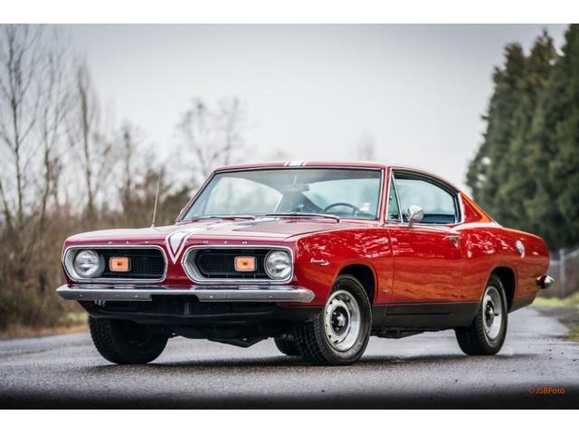 1967 Plymouth Barracuda | 887900