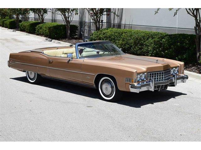 1973 Cadillac Eldorado | 887921