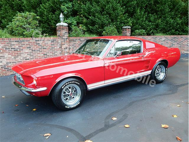 1967 Ford Mustang | 887923