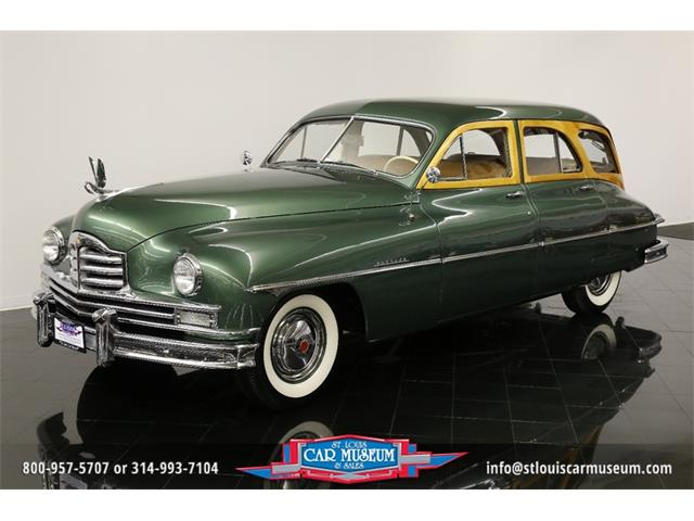 1950 Packard Super 8 Station Sedan | 887931