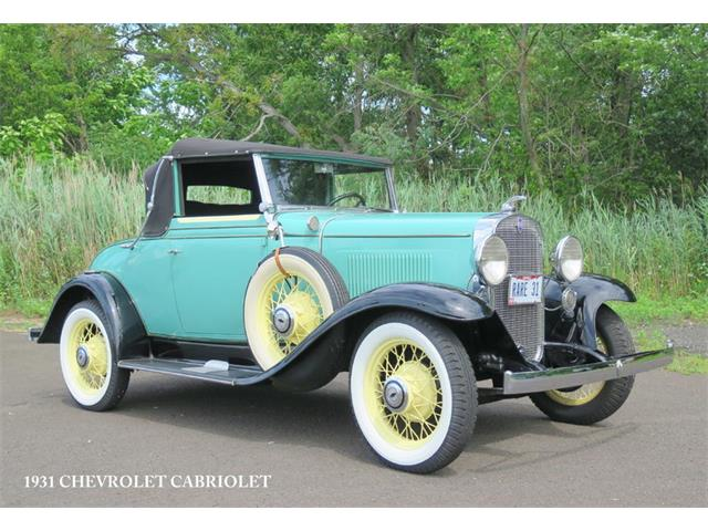 1931 Chevrolet Antique | 887935