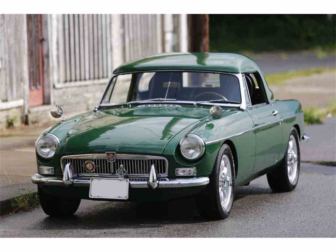 Large Picture of '65 MGB - J14W