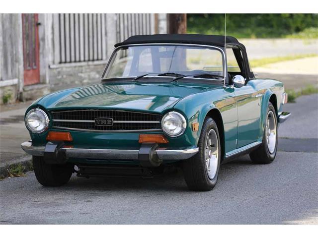 1974 Triumph TR6 | 887945