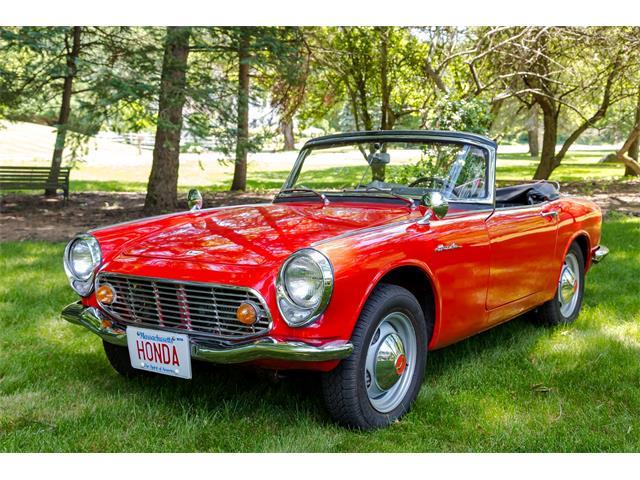 1966 Honda S-600 Roadster | 887946