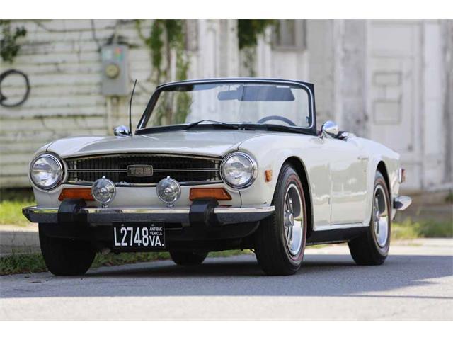 1974 Triumph TR6 | 887947