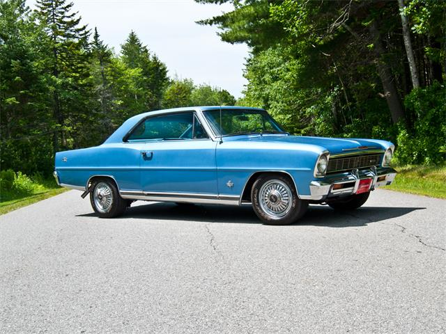 1966 Chevrolet Nova Super Sport L79 | 887948