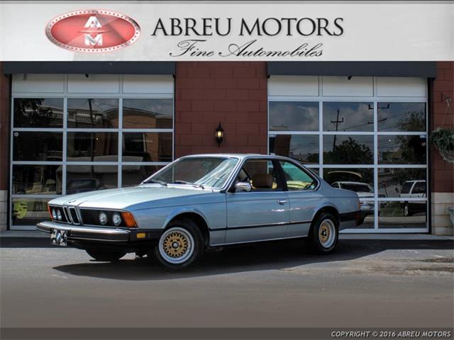 1980 BMW 633csi | 880796