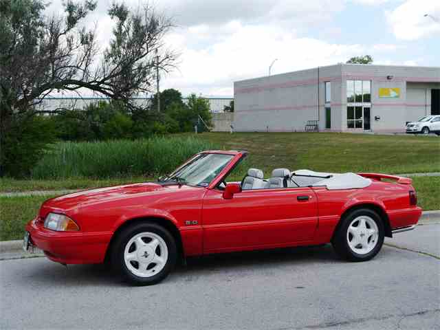 1992 Ford Mustang | 887967