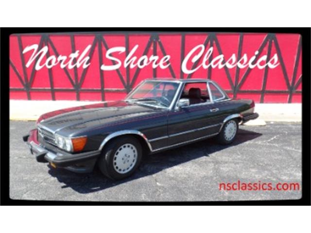 1989 Mercedes-Benz 560SL | 880797