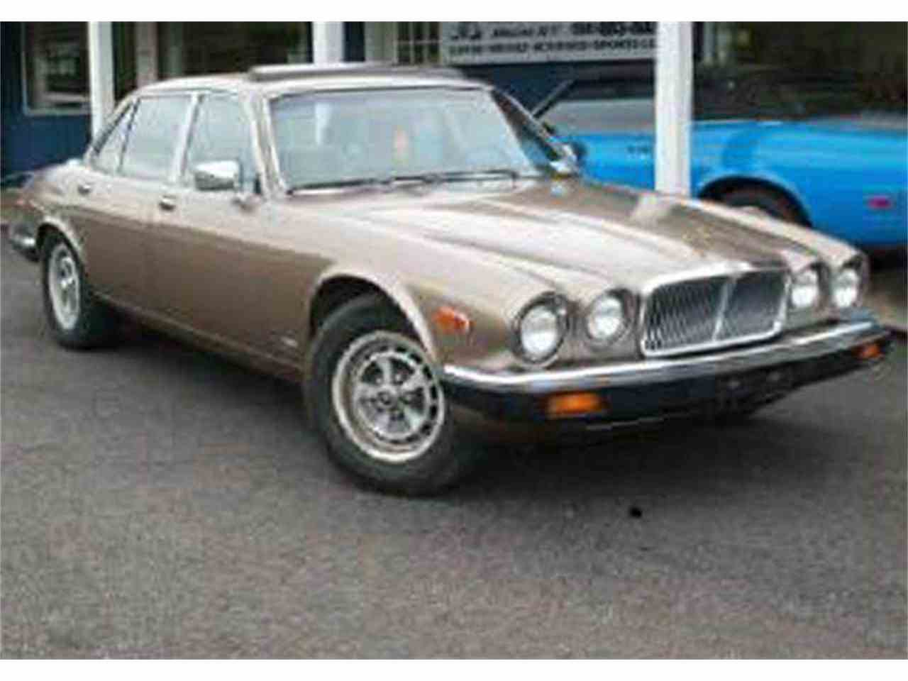 Large Picture of '85 XJ6 - J160