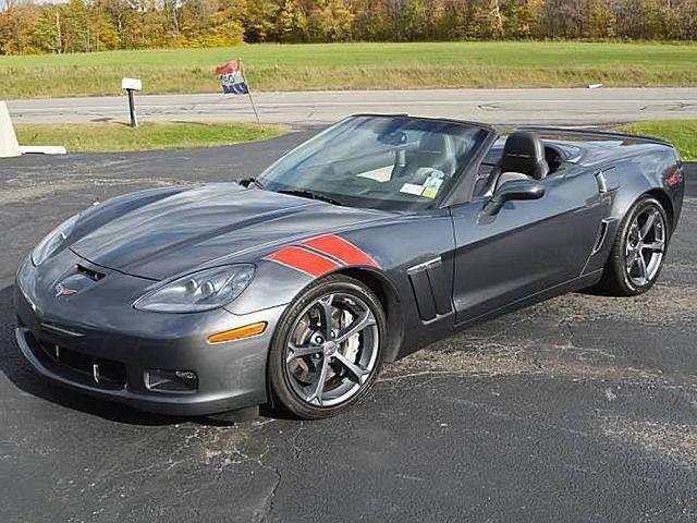 2010 Chevrolet Corvette | 887978