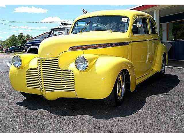 1940 Chevrolet Hot Rod | 887980