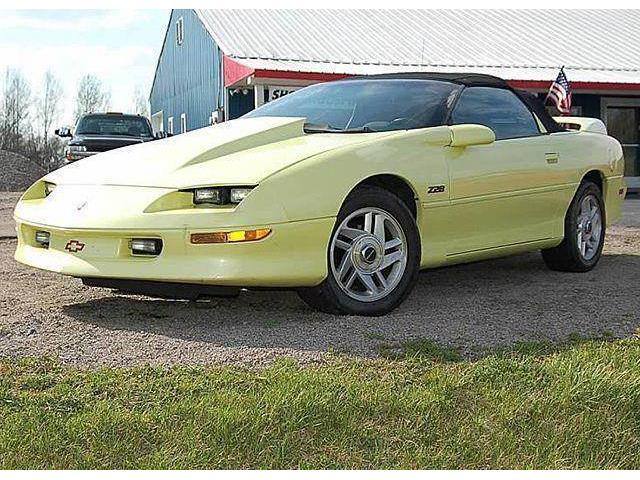 1995 Chevrolet Camaro | 887982