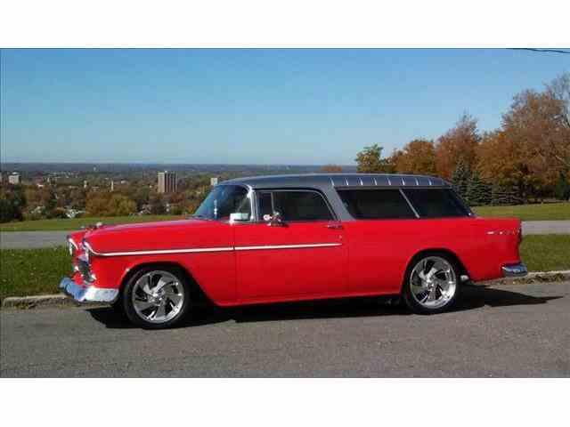 1955 Chevrolet Nomad | 887984