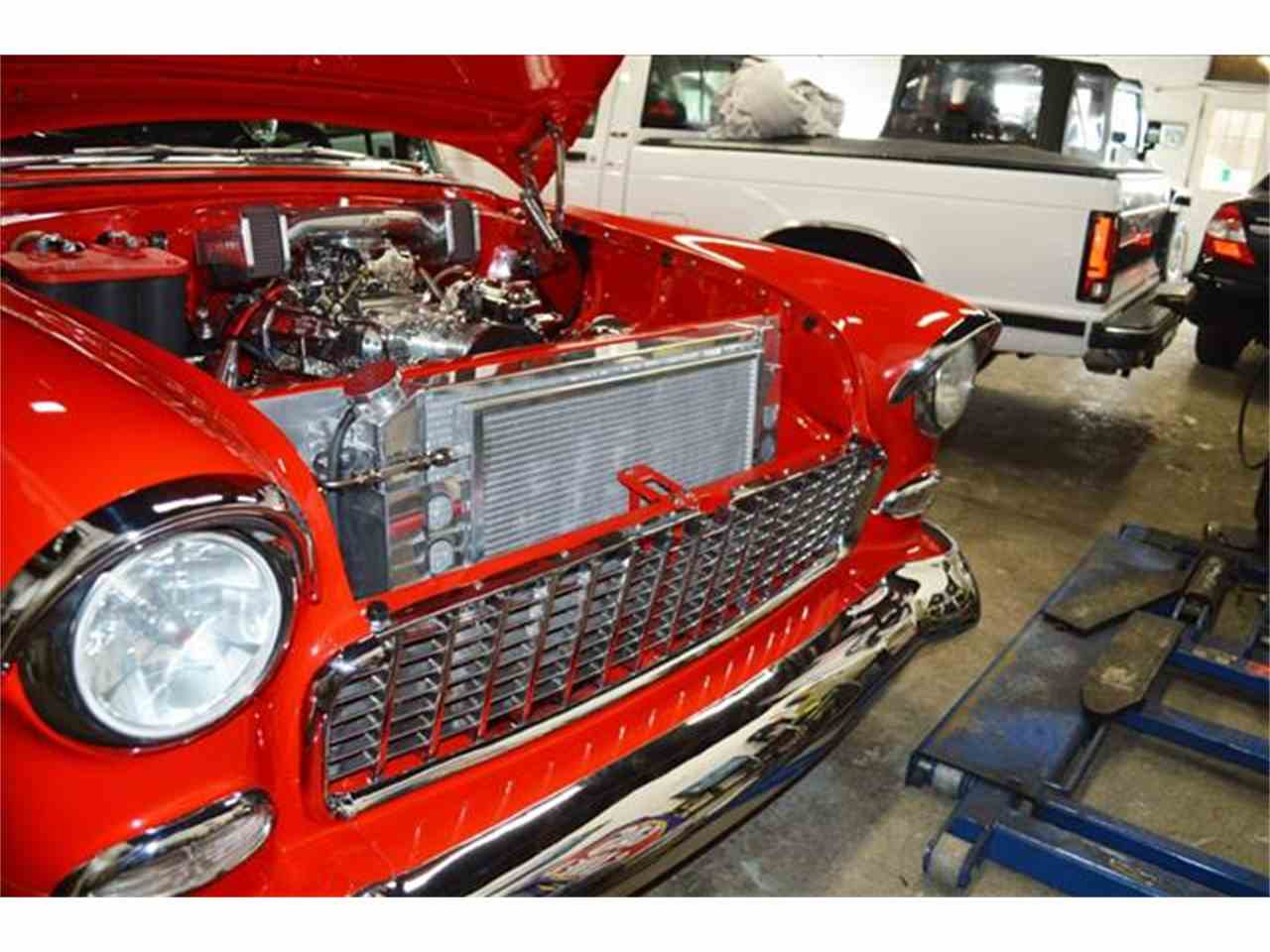 Large Picture of '55 Nomad - J168