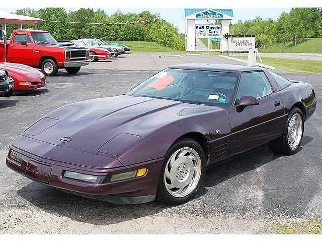 1993 Chevrolet Corvette | 887986