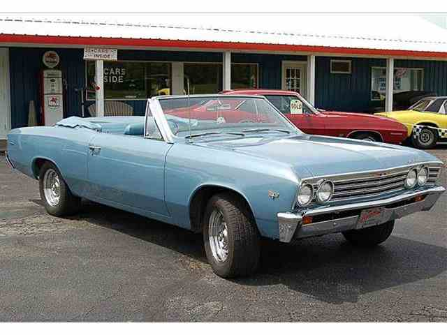 Picture of '67 Chevrolet Chevelle Offered by AnB Classics - J16C